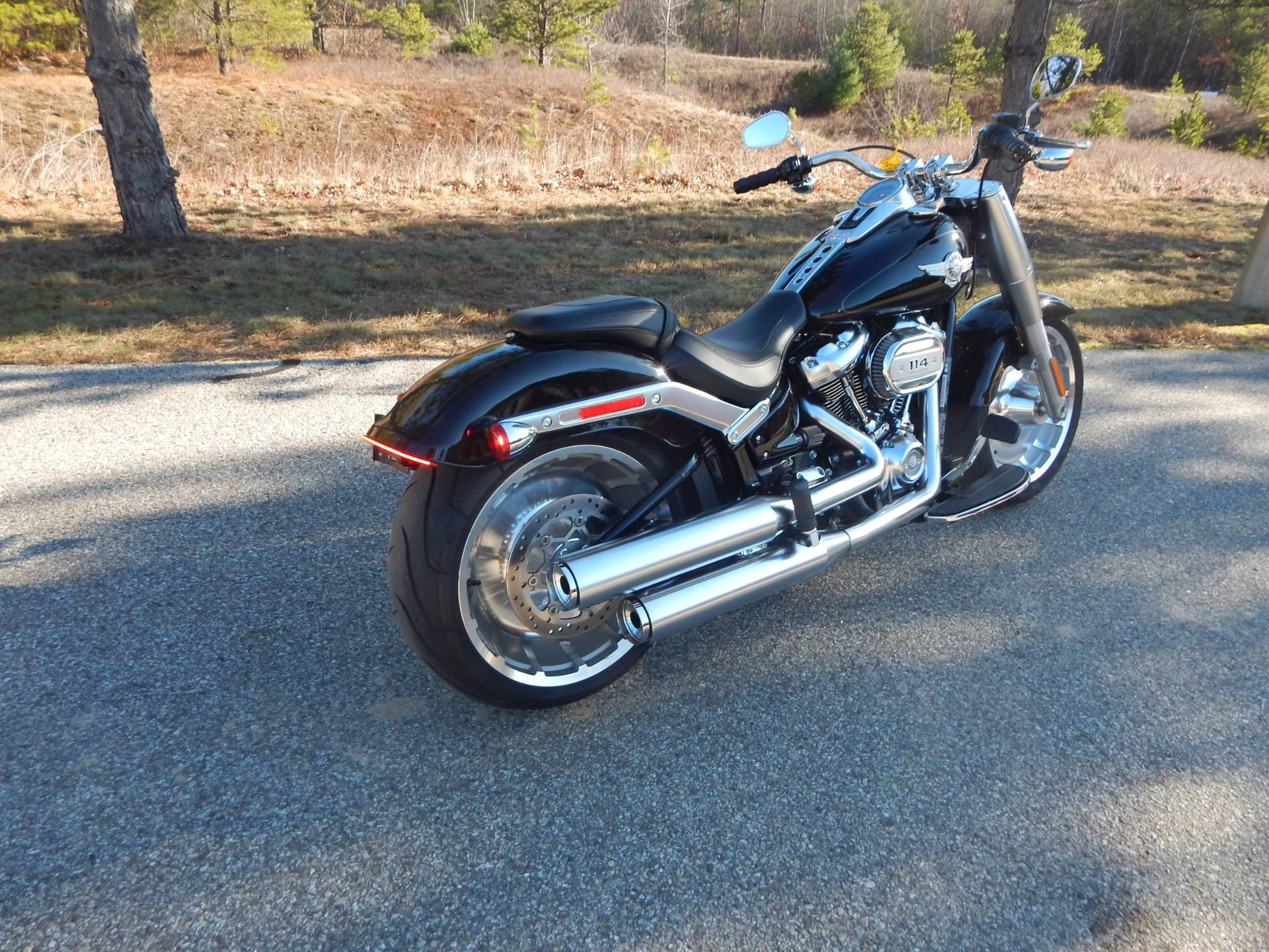 2018 Harley-Davidson Fat Boy® 114 in Concord, New Hampshire - Photo 9