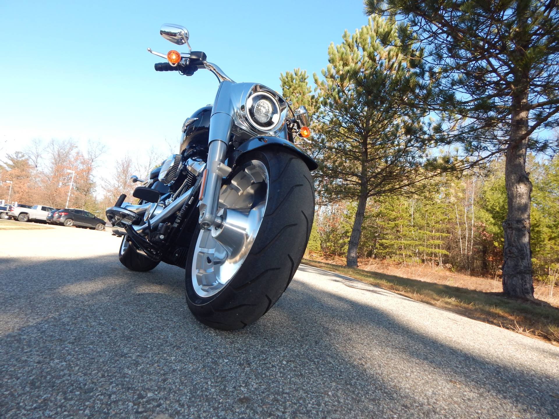 2018 Harley-Davidson Fat Boy® 114 in Concord, New Hampshire - Photo 2