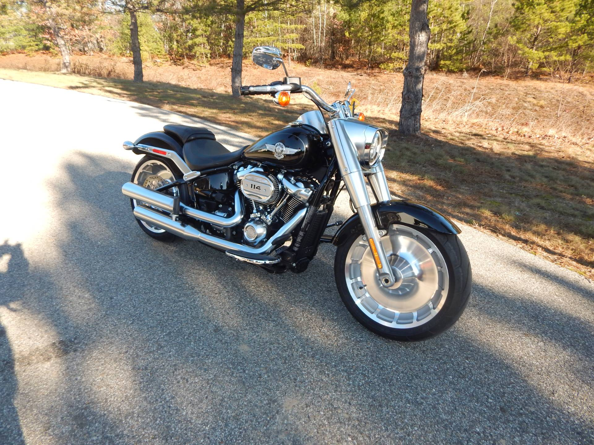 2018 Harley-Davidson Fat Boy® 114 in Concord, New Hampshire - Photo 5
