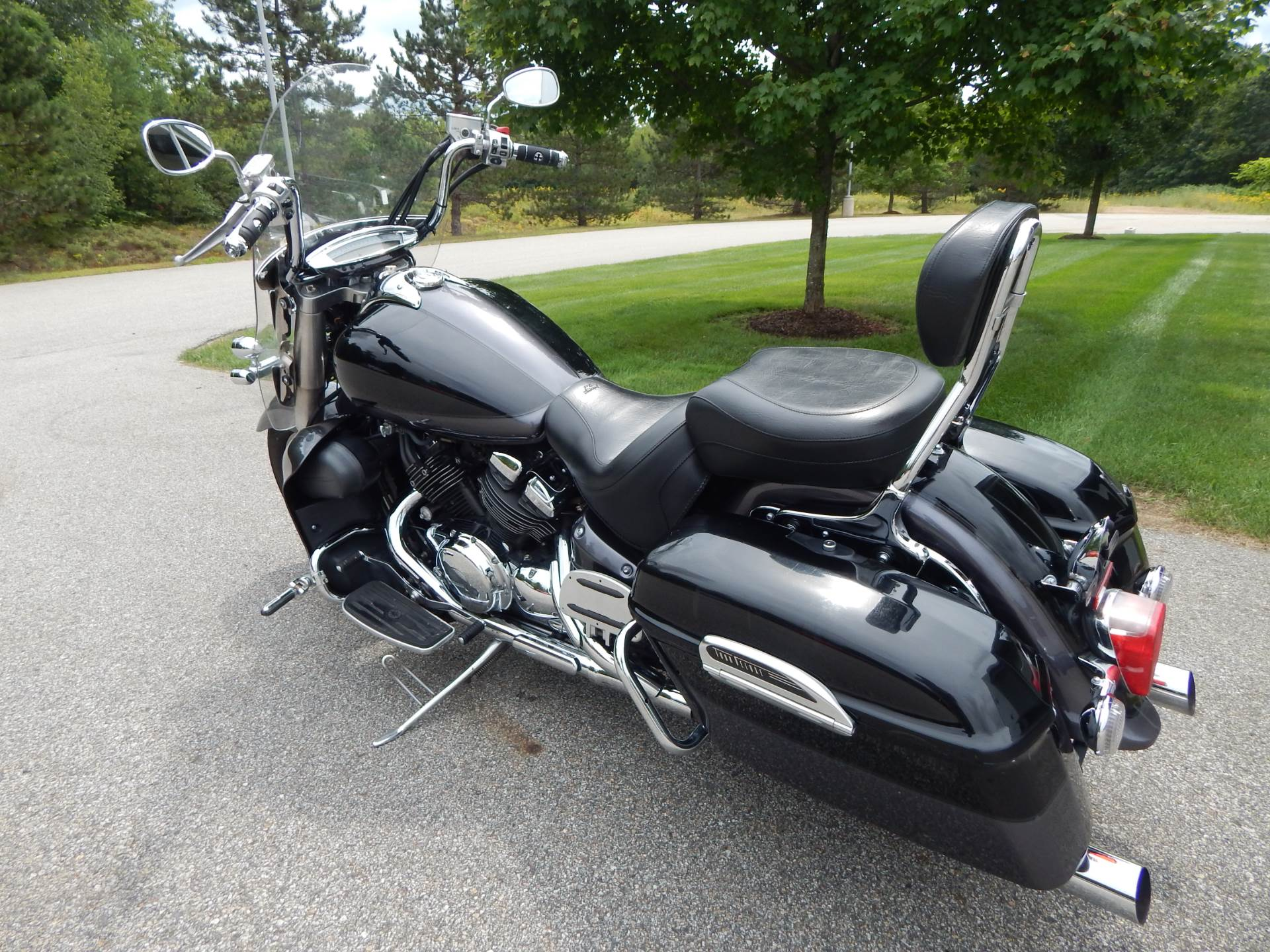 2005 Yamaha Royal Star® Tour Deluxe in Concord, New Hampshire