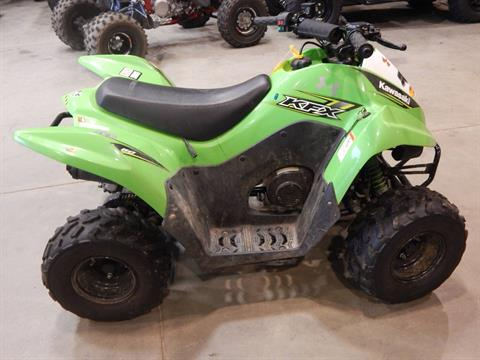 2017 Kawasaki KFX50 in Concord, New Hampshire