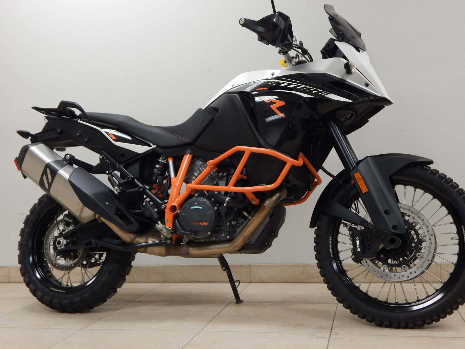 2016 KTM 1190 Adventure in Concord, New Hampshire - Photo 1