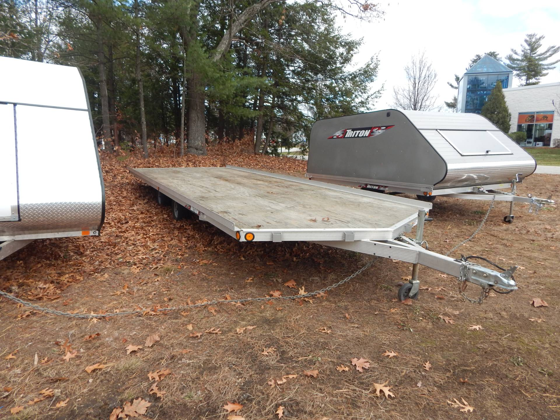 2013 Triton Trailers XT22-101EB in Concord, New Hampshire - Photo 3