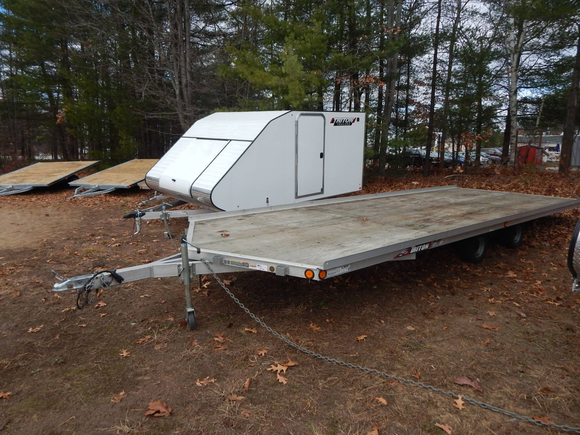 2013 Triton Trailers XT22-101EB in Concord, New Hampshire - Photo 2