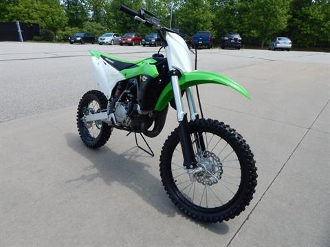 2018 Kawasaki KX 100 in Concord, New Hampshire
