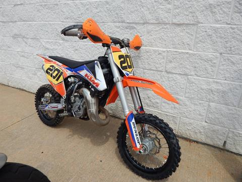 2017 KTM 65 SX in Concord, New Hampshire