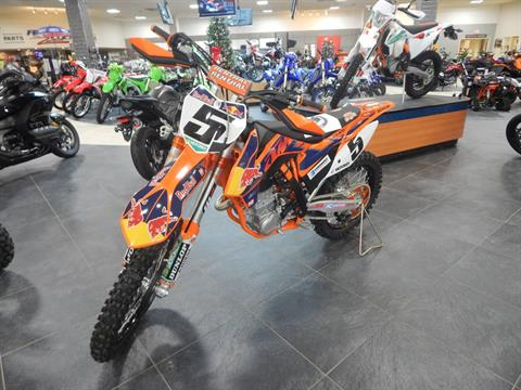2013 KTM 450 SX-F Factory Edition in Concord, New Hampshire - Photo 5