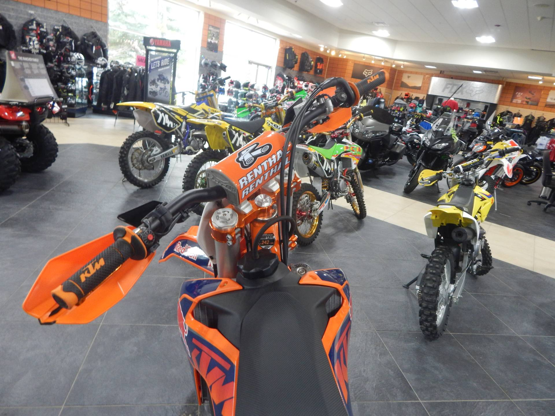 2013 KTM 450 SX-F Factory Edition in Concord, New Hampshire - Photo 8