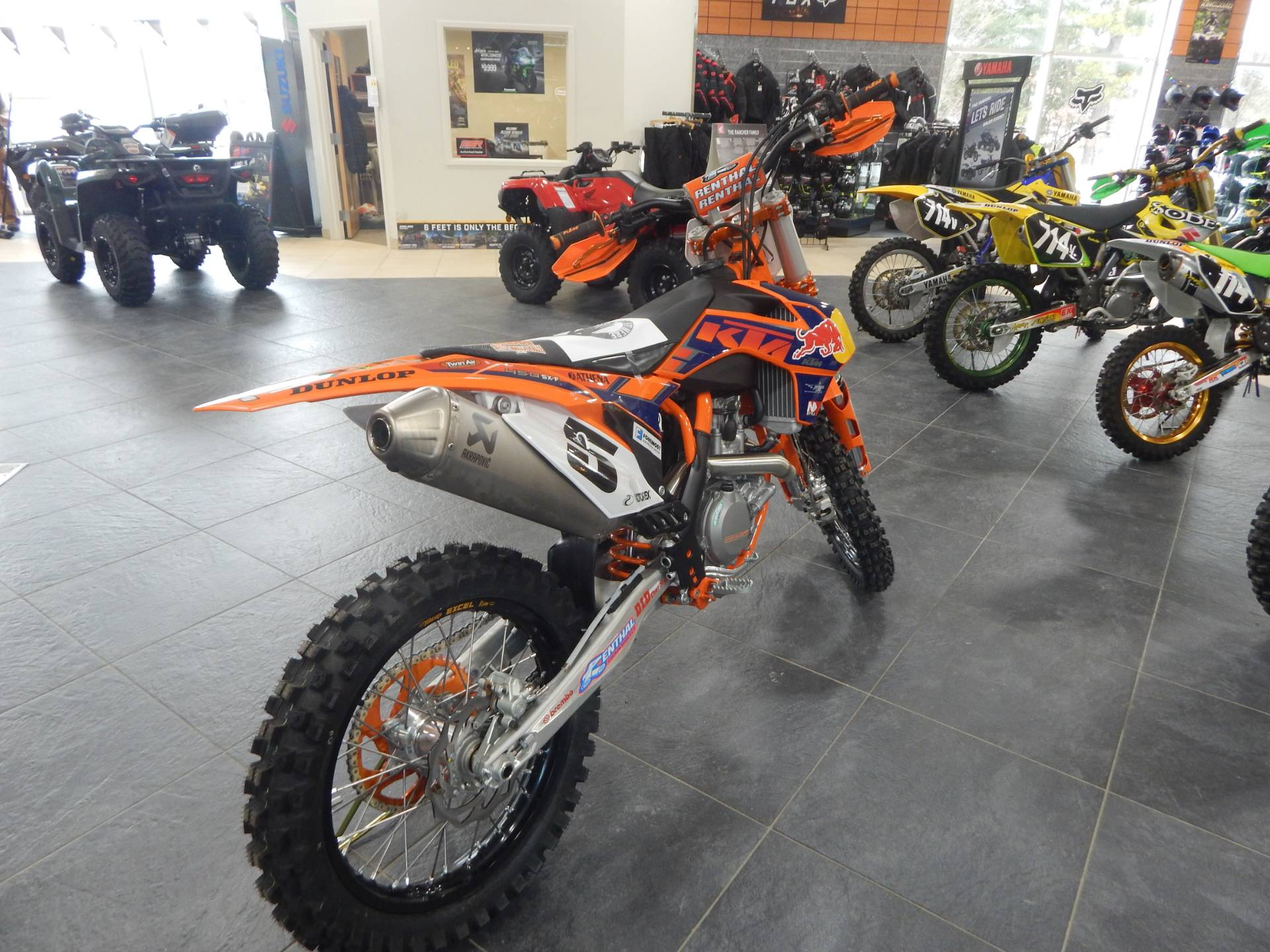 2013 KTM 450 SX-F Factory Edition in Concord, New Hampshire - Photo 11