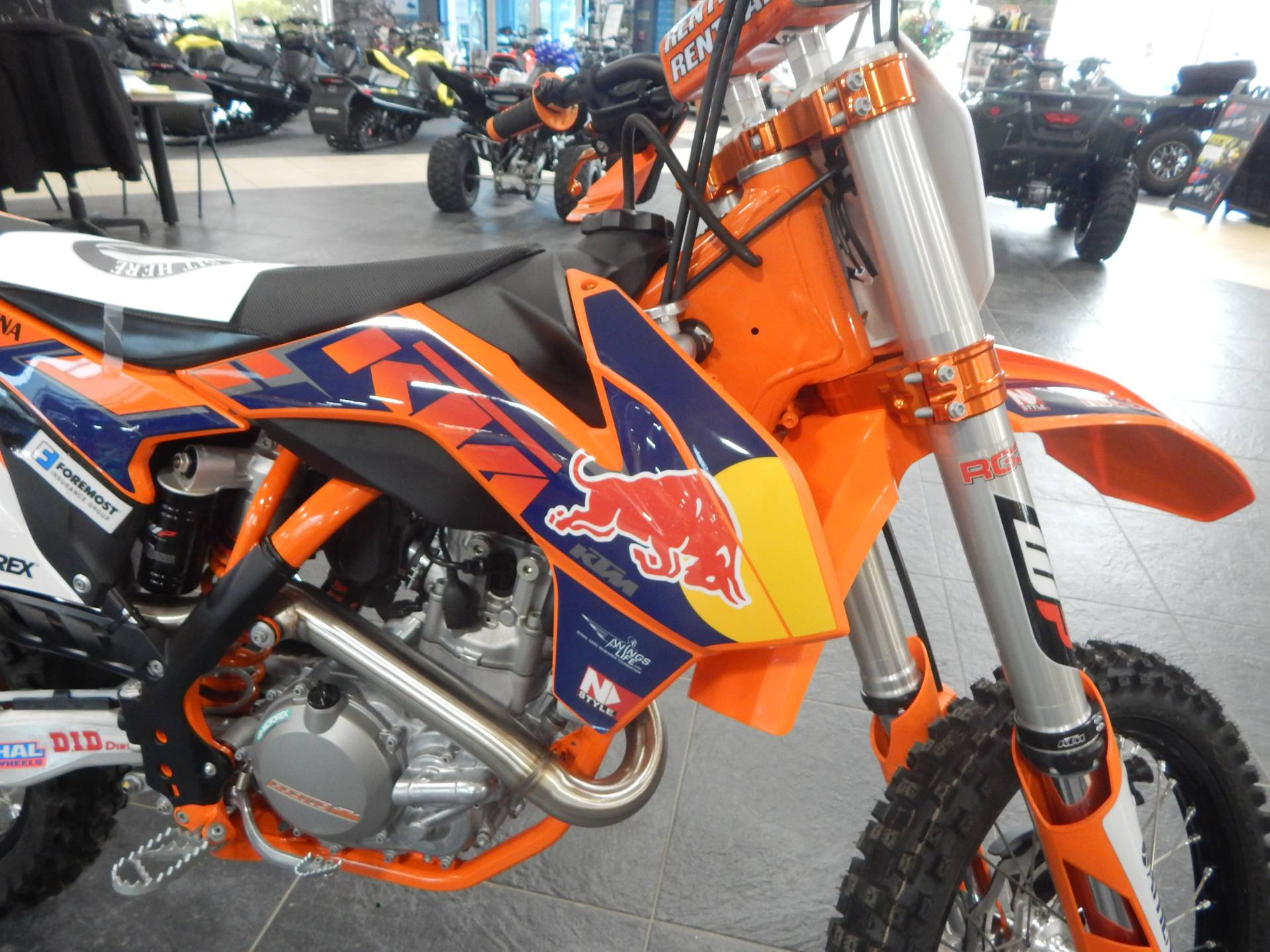 2013 KTM 450 SX-F Factory Edition in Concord, New Hampshire - Photo 13