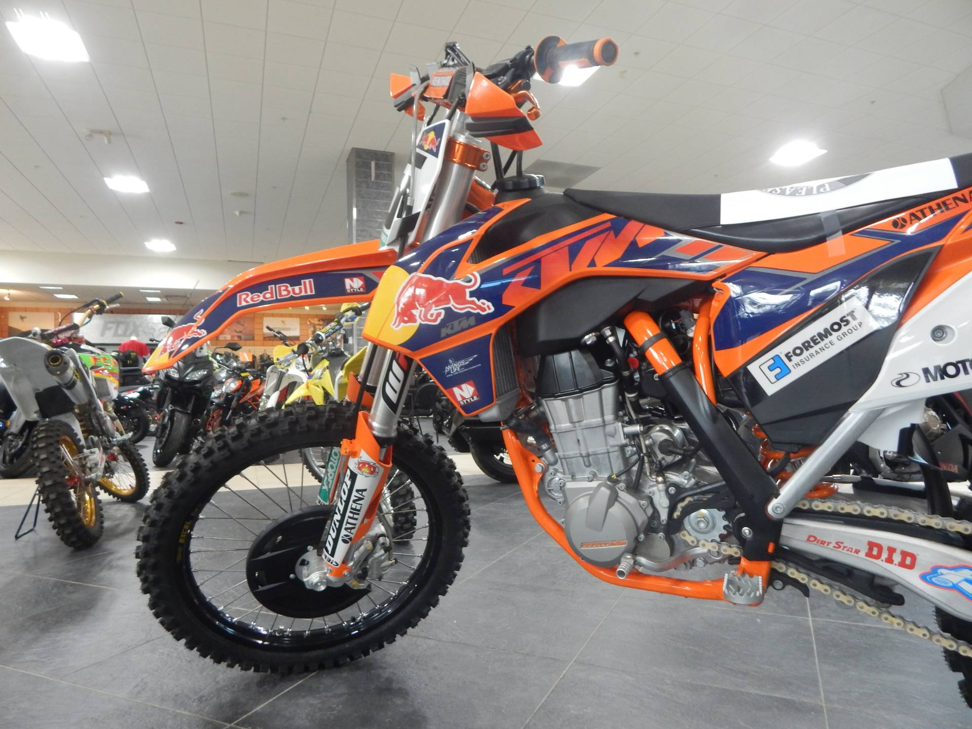 2013 KTM 450 SX-F Factory Edition in Concord, New Hampshire - Photo 18