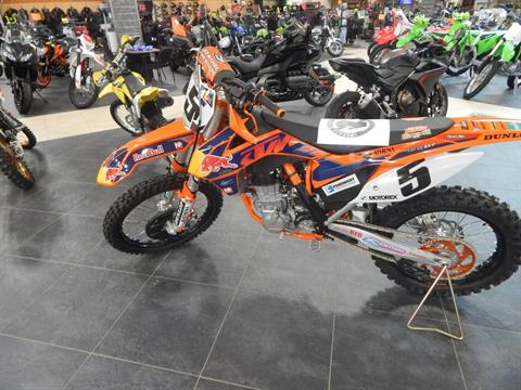 2013 KTM 450 SX-F Factory Edition in Concord, New Hampshire - Photo 19