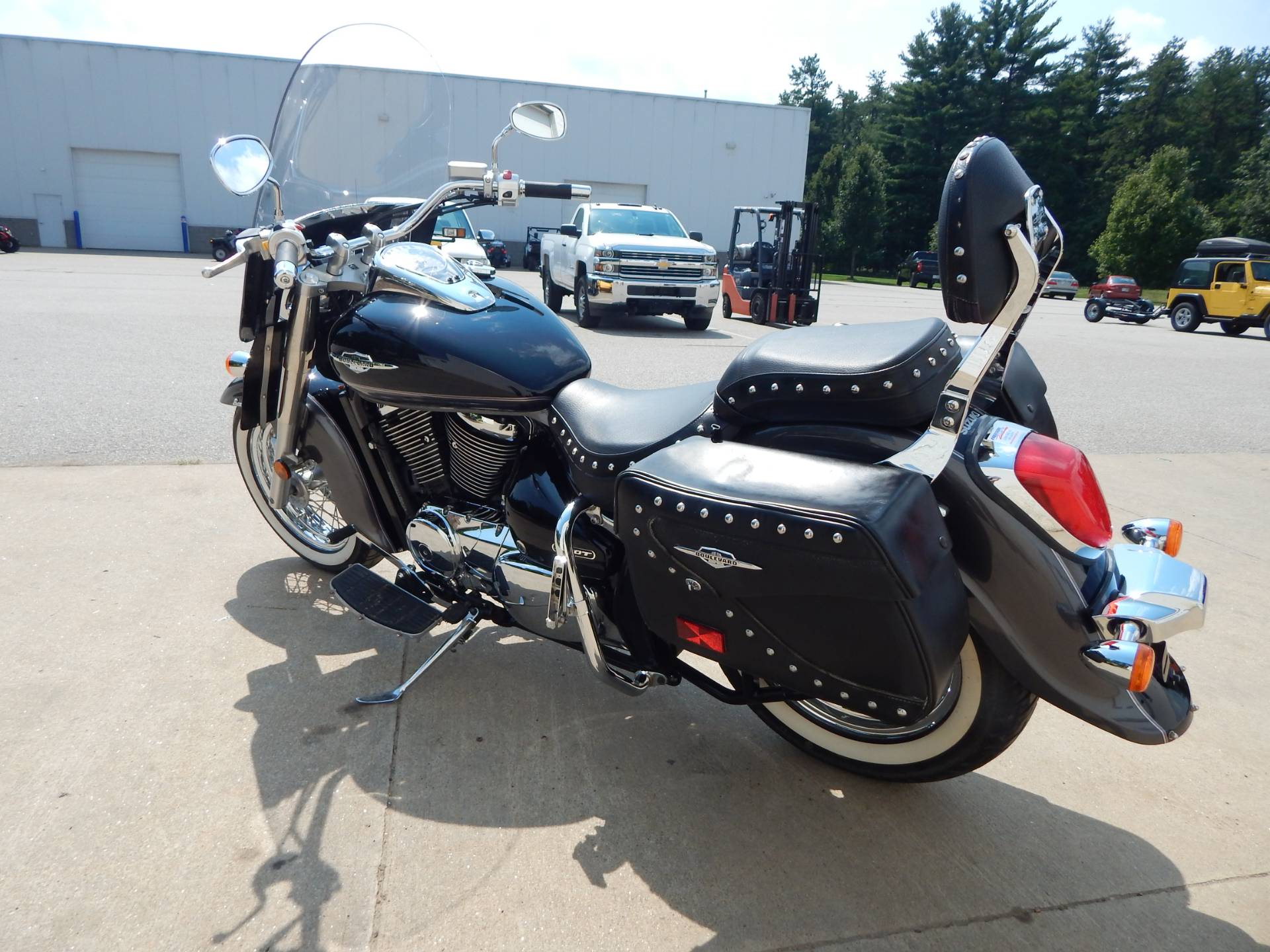 2009 Suzuki Boulevard C50T in Concord, New Hampshire