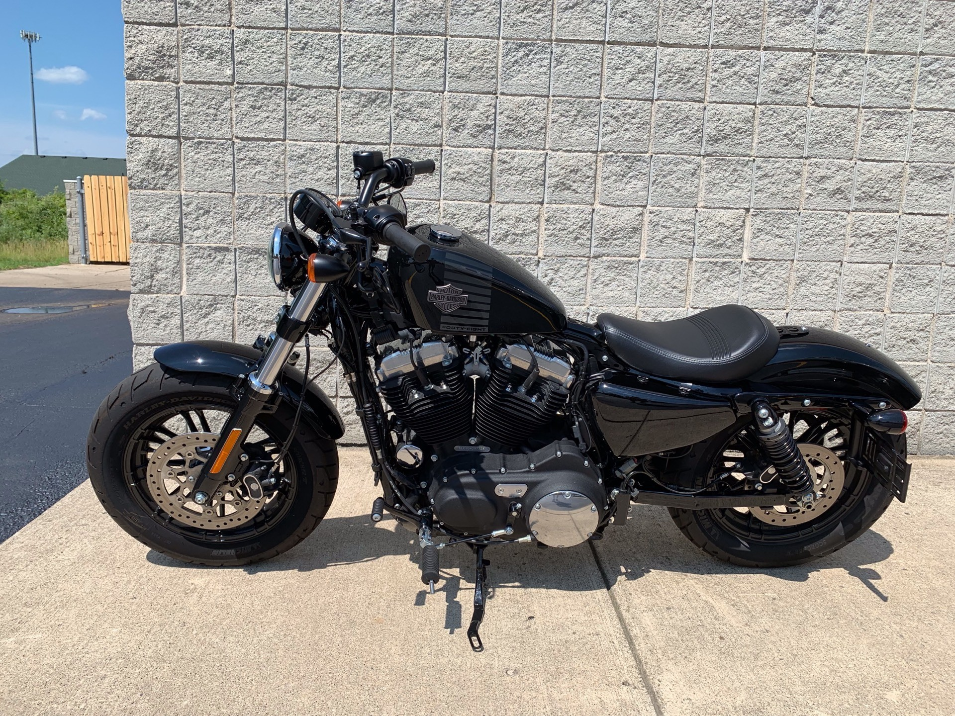 2016 Harley-Davidson Forty-Eight® in Monroe, Michigan - Photo 3