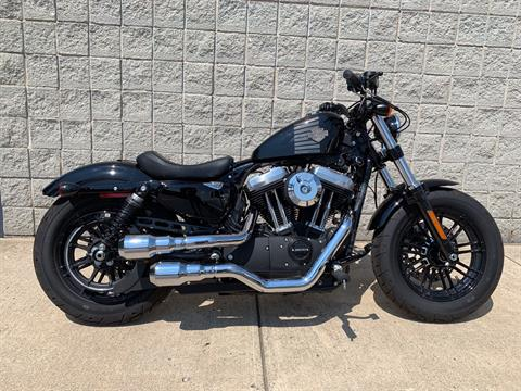 2016 Harley-Davidson Forty-Eight® in Monroe, Michigan - Photo 1