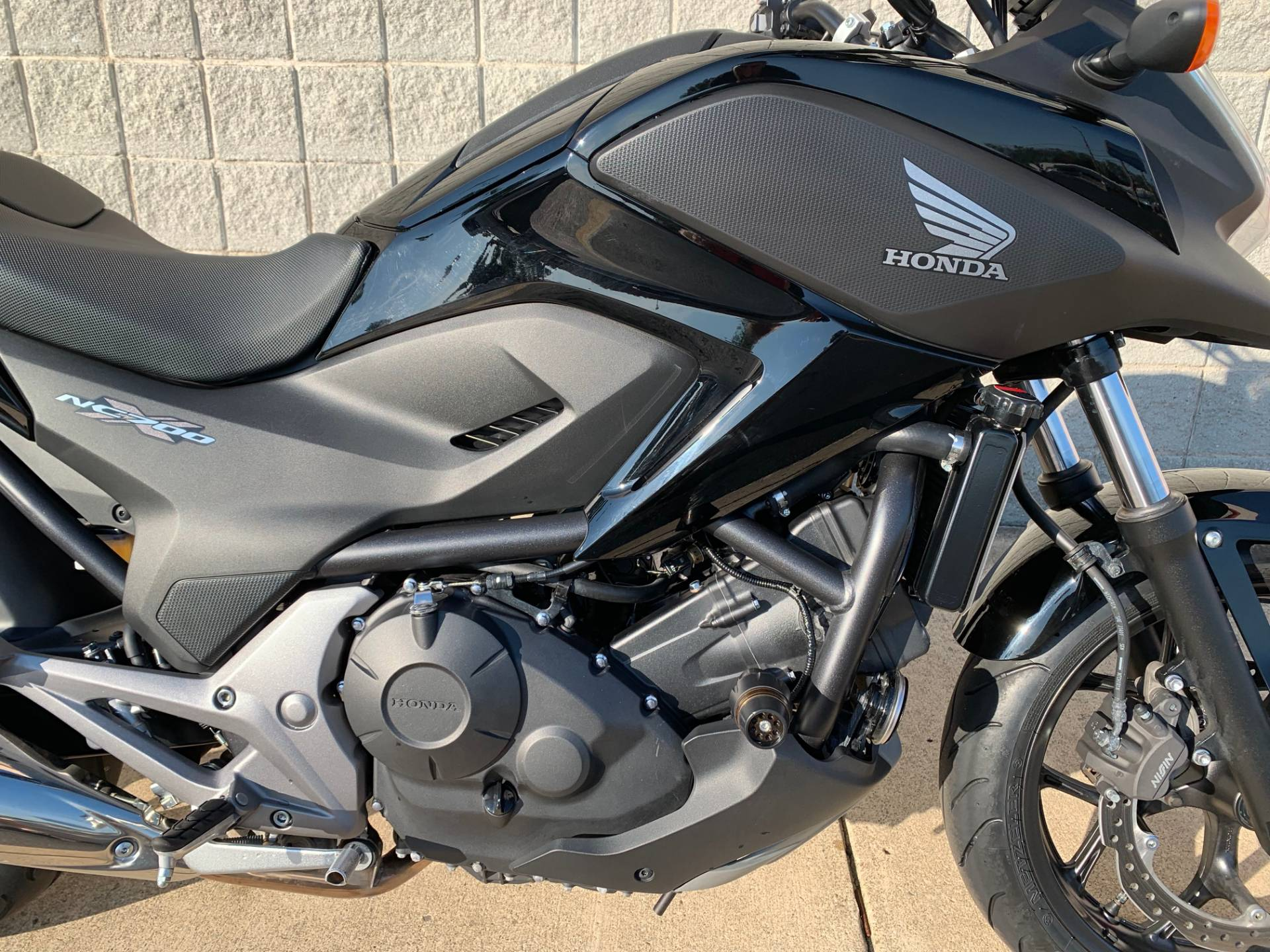 2015 Honda NC700X® in Monroe, Michigan - Photo 11