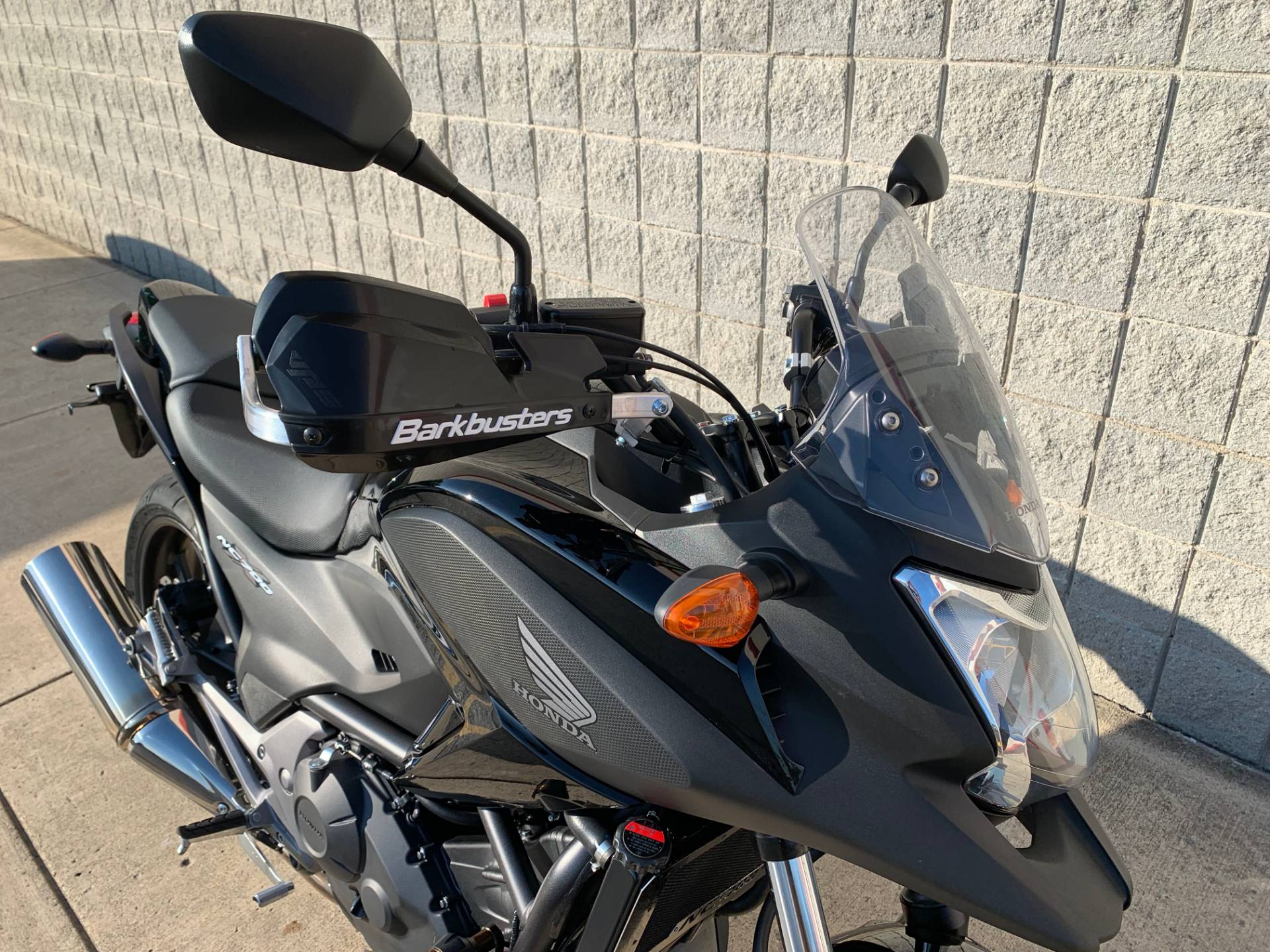2015 Honda NC700X® in Monroe, Michigan - Photo 13