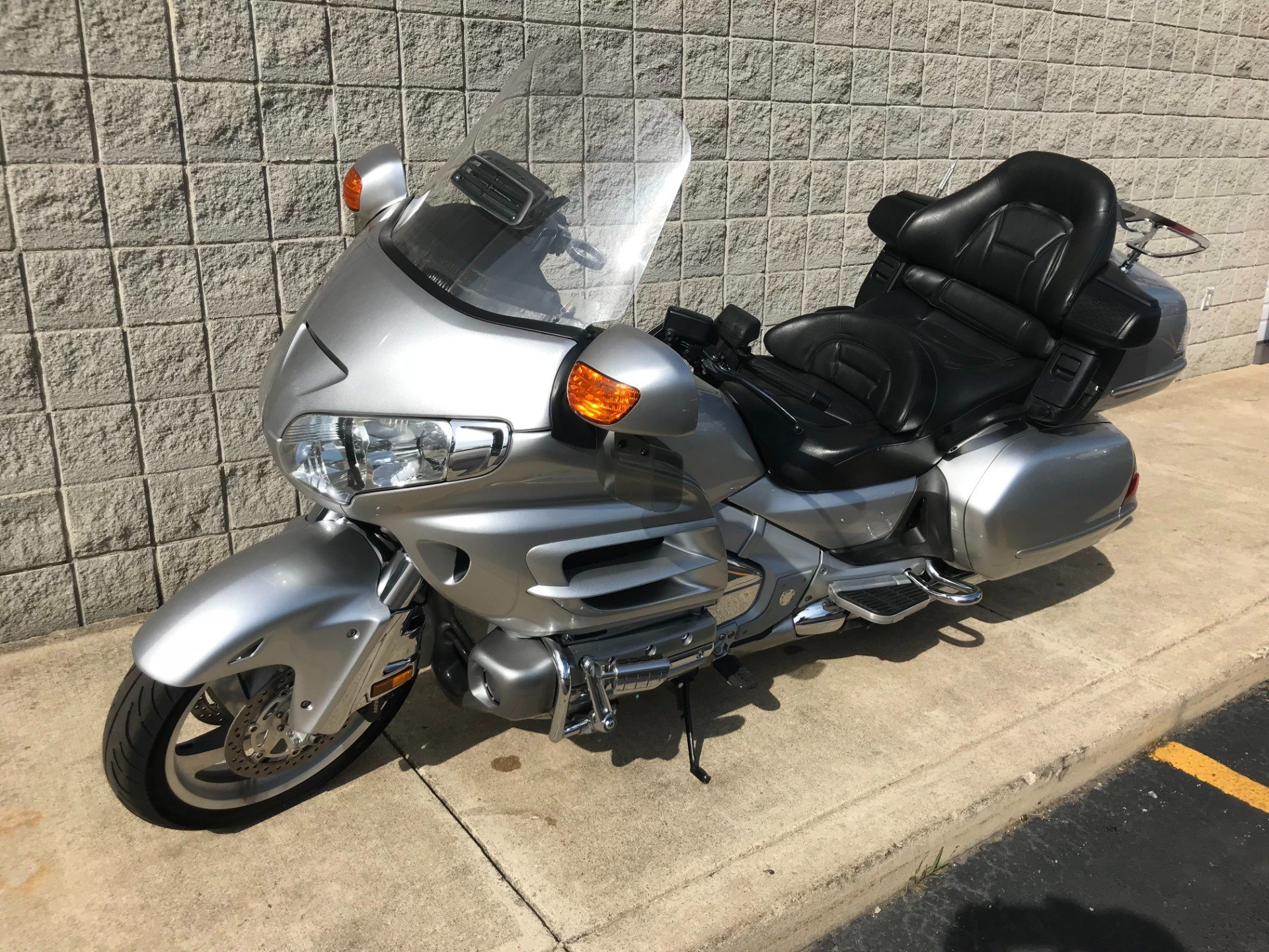 2007 Honda Gold Wing® Premium Audio in Monroe, Michigan - Photo 4