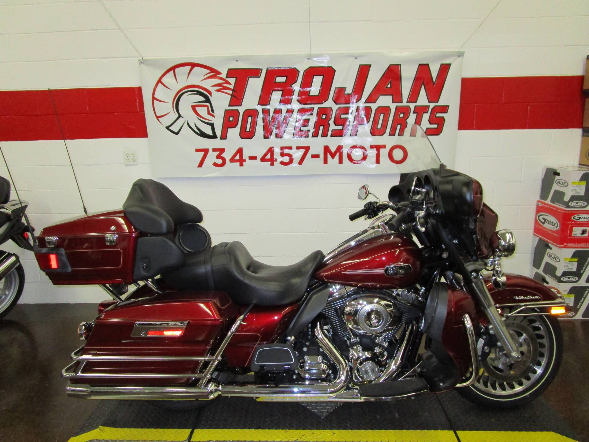 2010 Harley-Davidson Ultra Classic Electra Glide 1