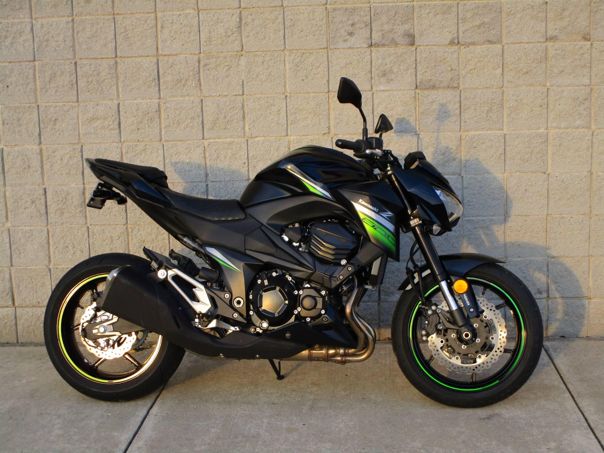 2016 Kawasaki Z800 ABS 1