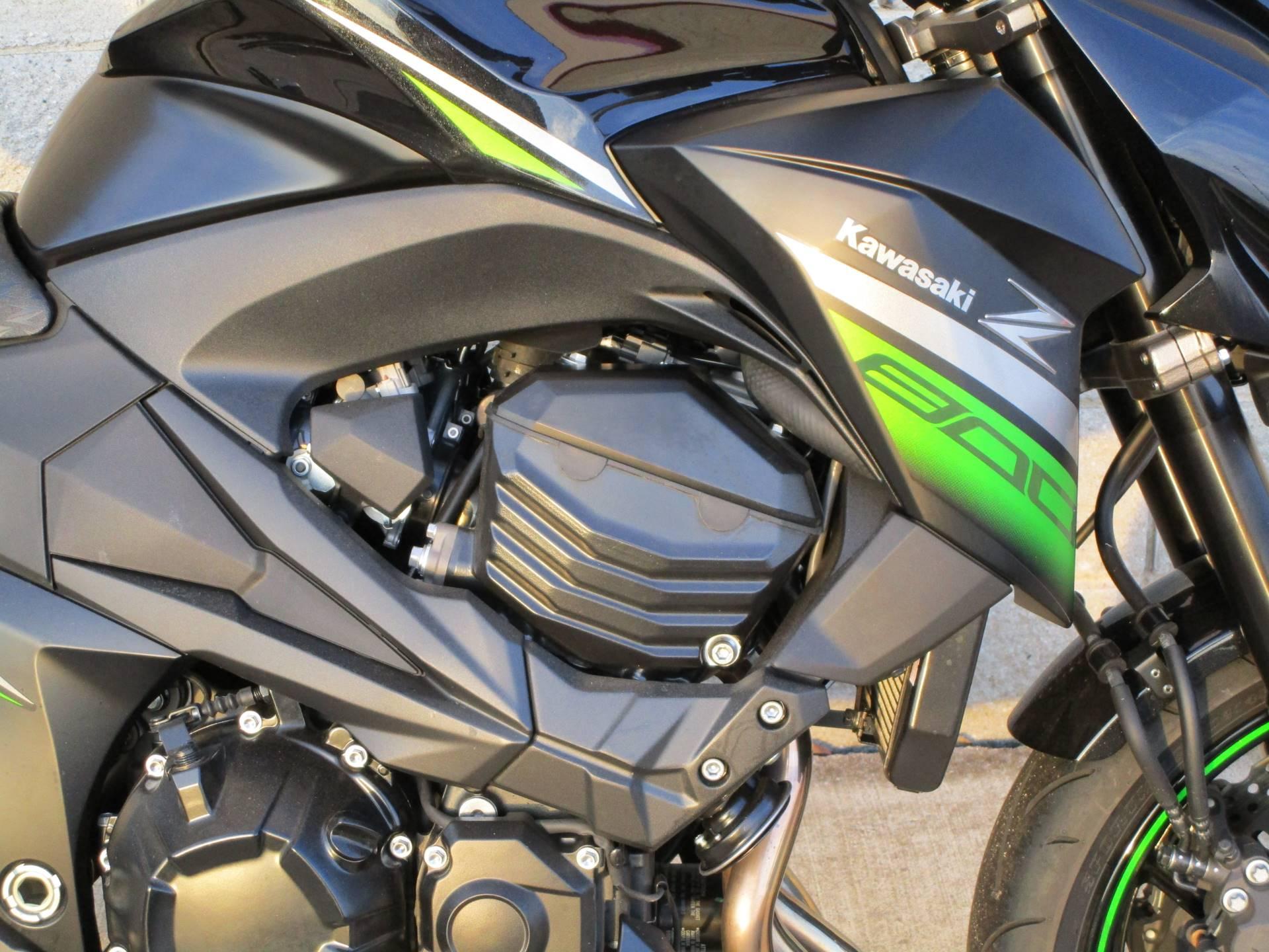 2016 Kawasaki Z800 ABS 5