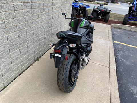 2016 Kawasaki Z800 ABS in Monroe, Michigan - Photo 3