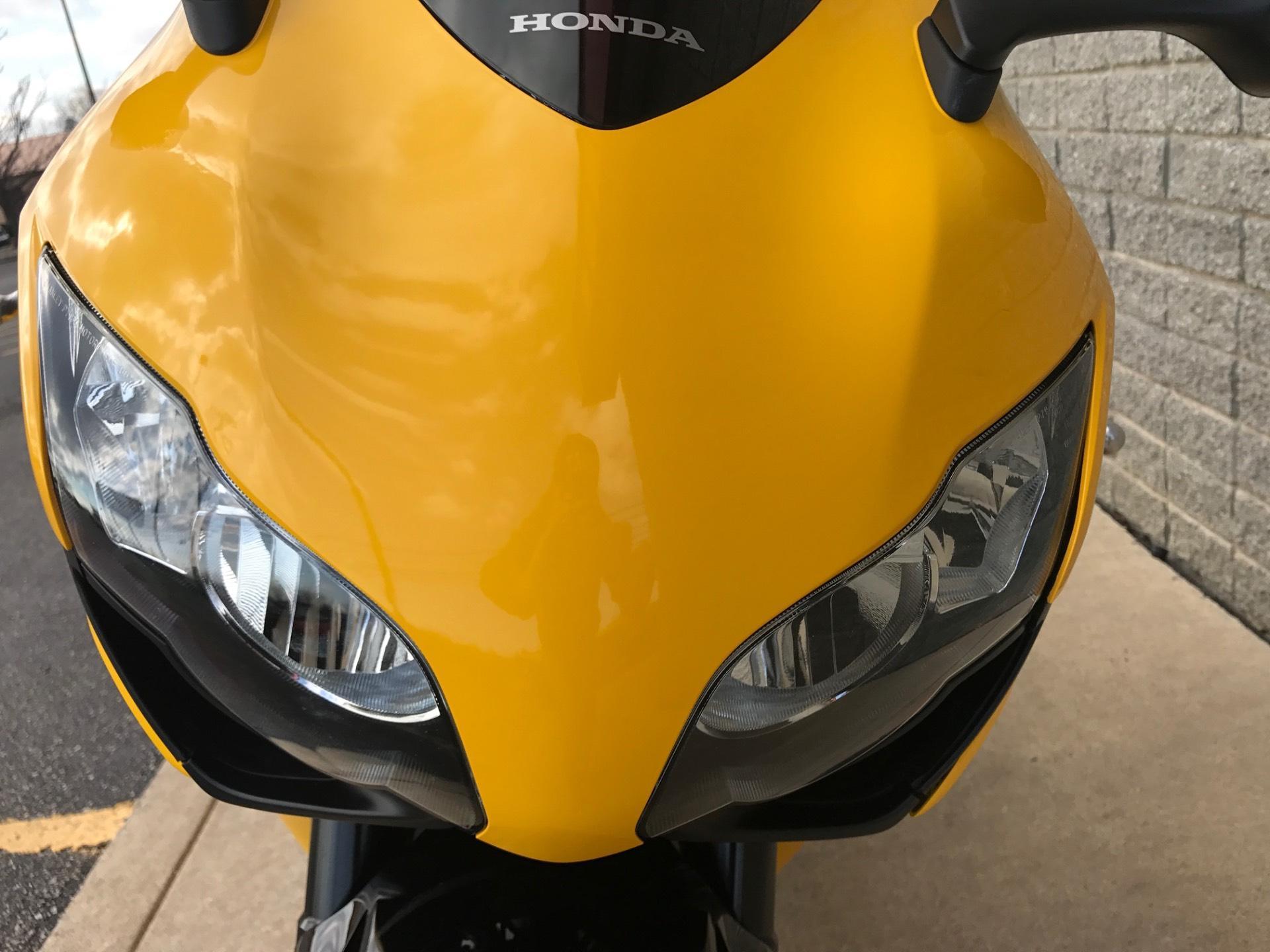 2008 Honda CBR1000RR 8