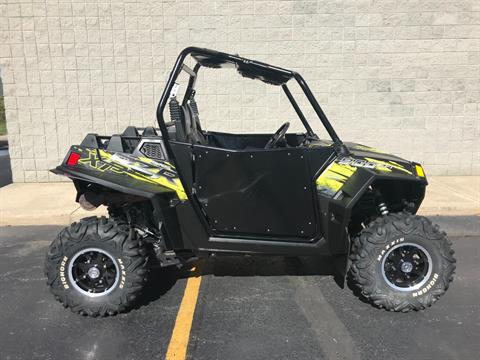 2013 Polaris RZR® XP 900 EPS LE in Monroe, Michigan