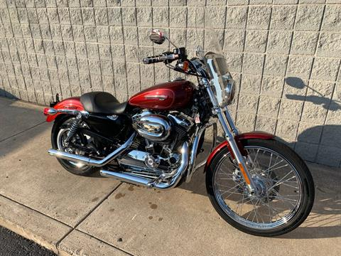 2009 Harley-Davidson Sportster® 1200 Custom in Monroe, Michigan - Photo 4