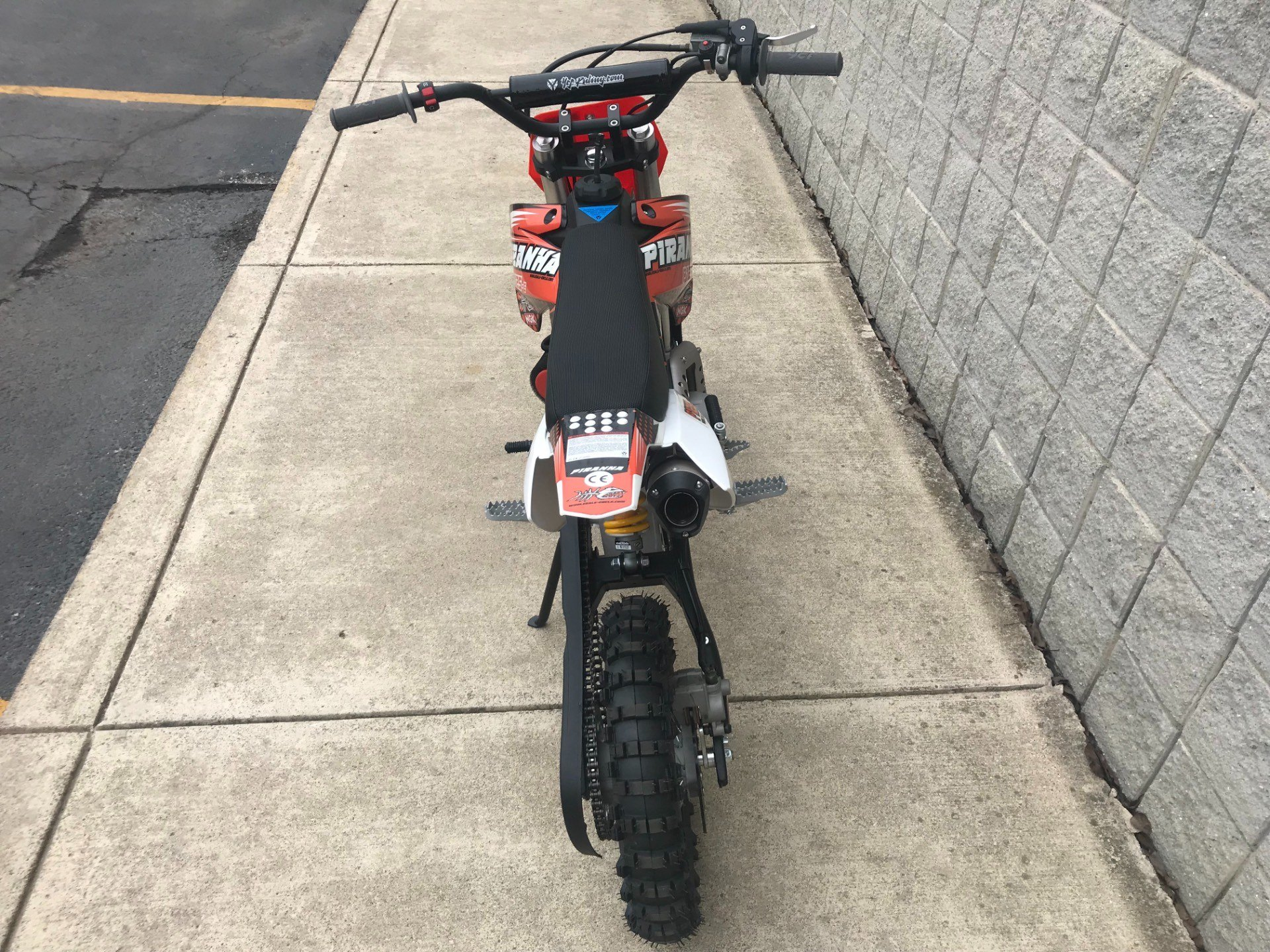 2018 PIRANHA P125E in Monroe, Michigan - Photo 8