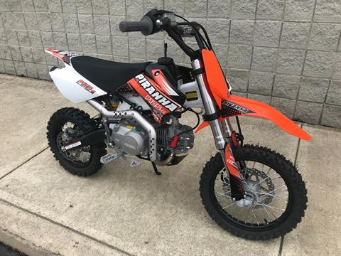 2018 PIRANHA P125E in Monroe, Michigan - Photo 9