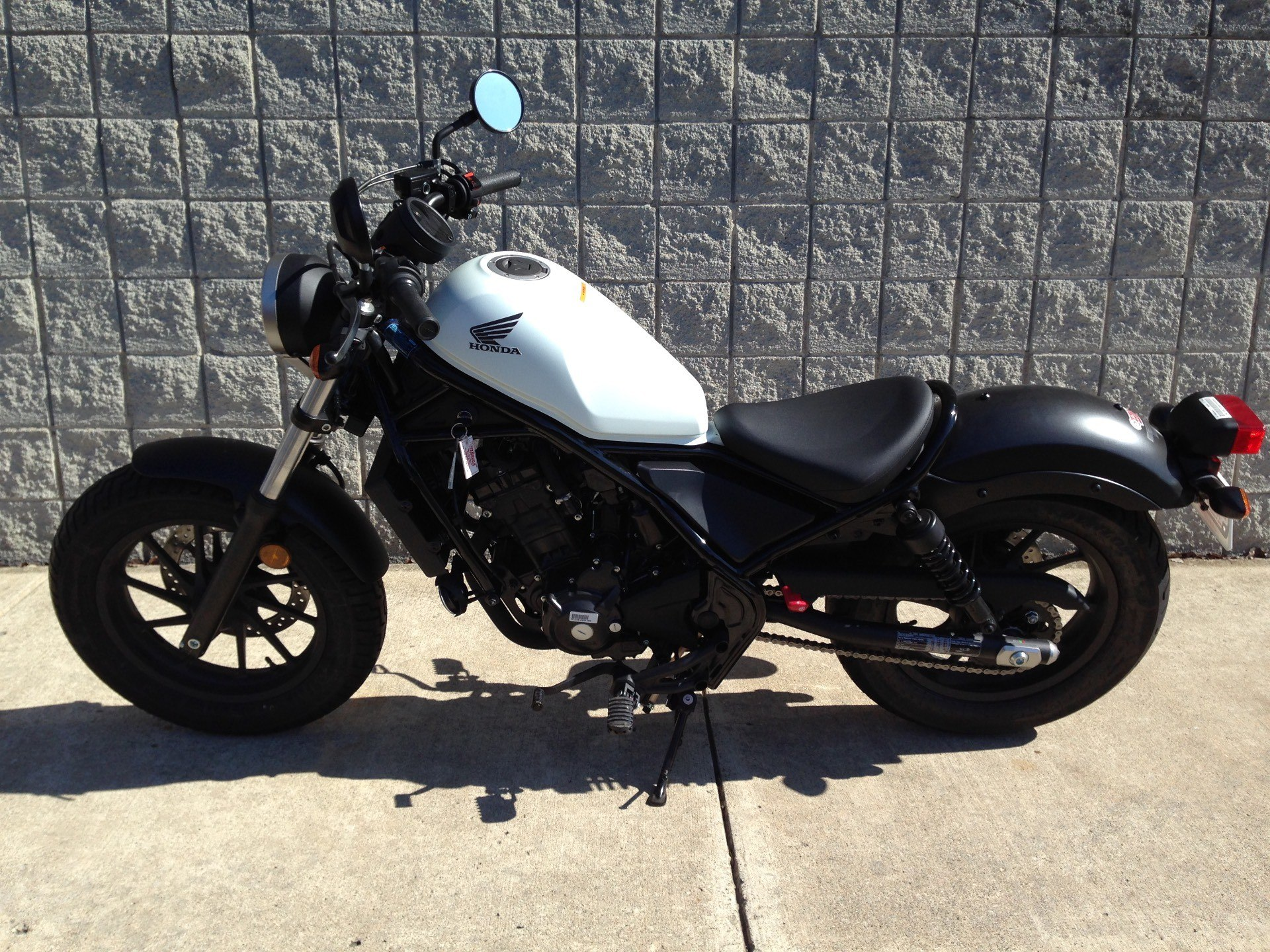 2017 Honda Rebel 300 4
