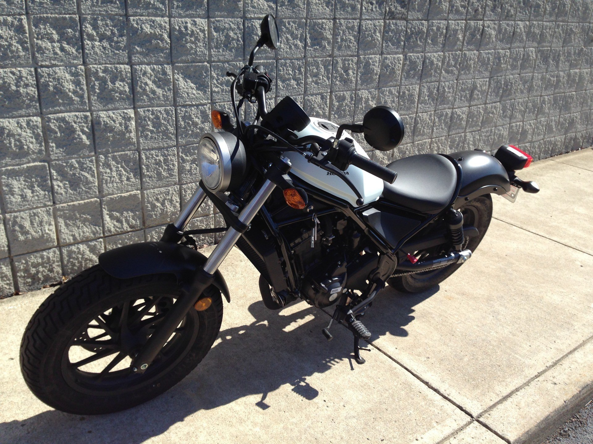 2017 Honda Rebel 300 5