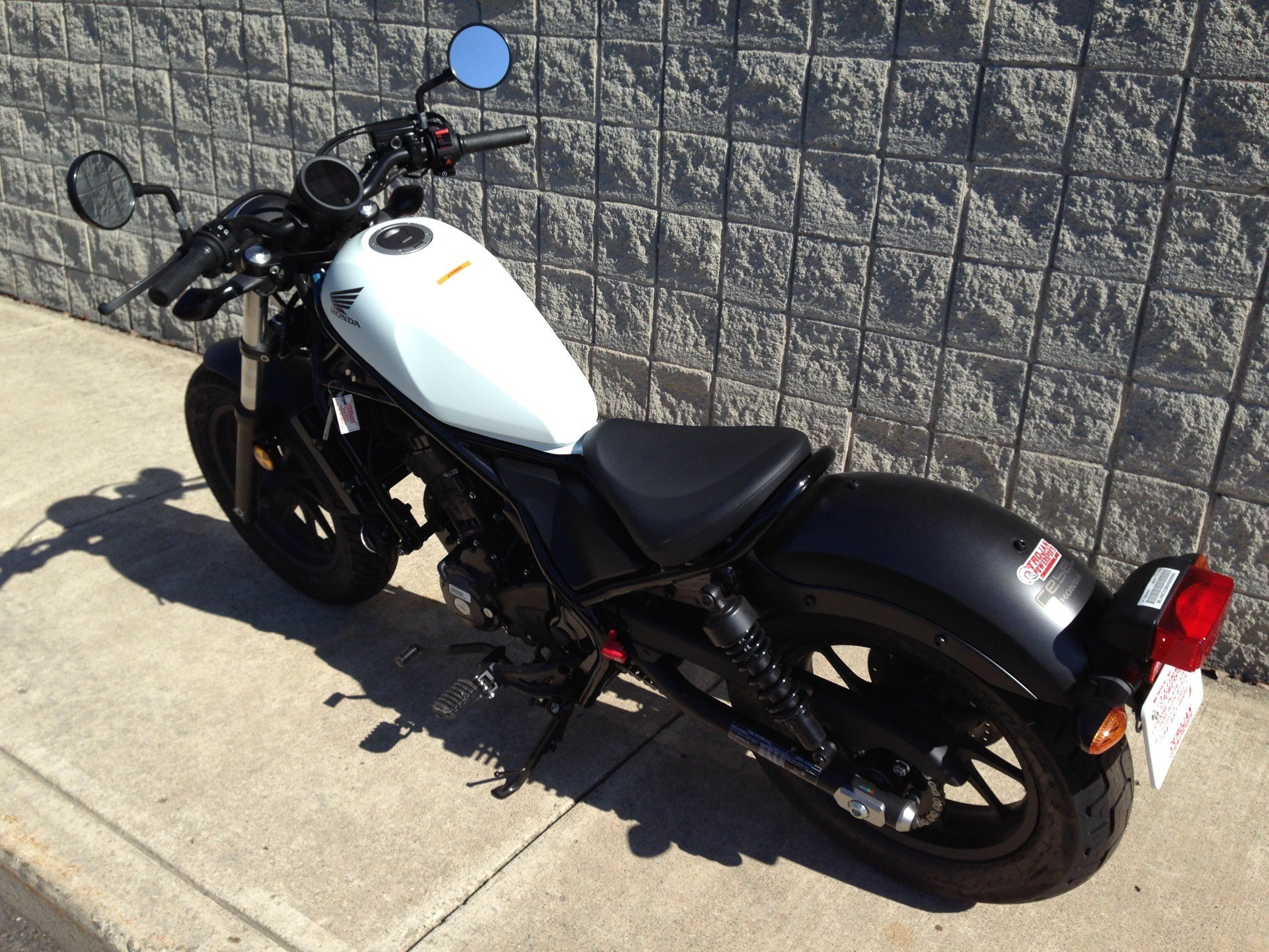 2017 Honda Rebel 300 7