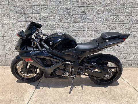 2007 Suzuki GSX-R600™ in Monroe, Michigan - Photo 7
