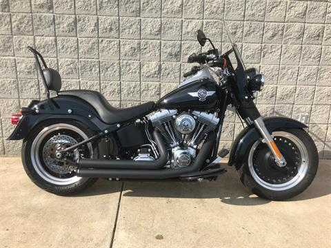 2012 Harley-Davidson Softail® Fat Boy® Lo in Monroe, Michigan