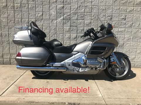 2006 Honda Gold Wing® Premium Audio in Monroe, Michigan