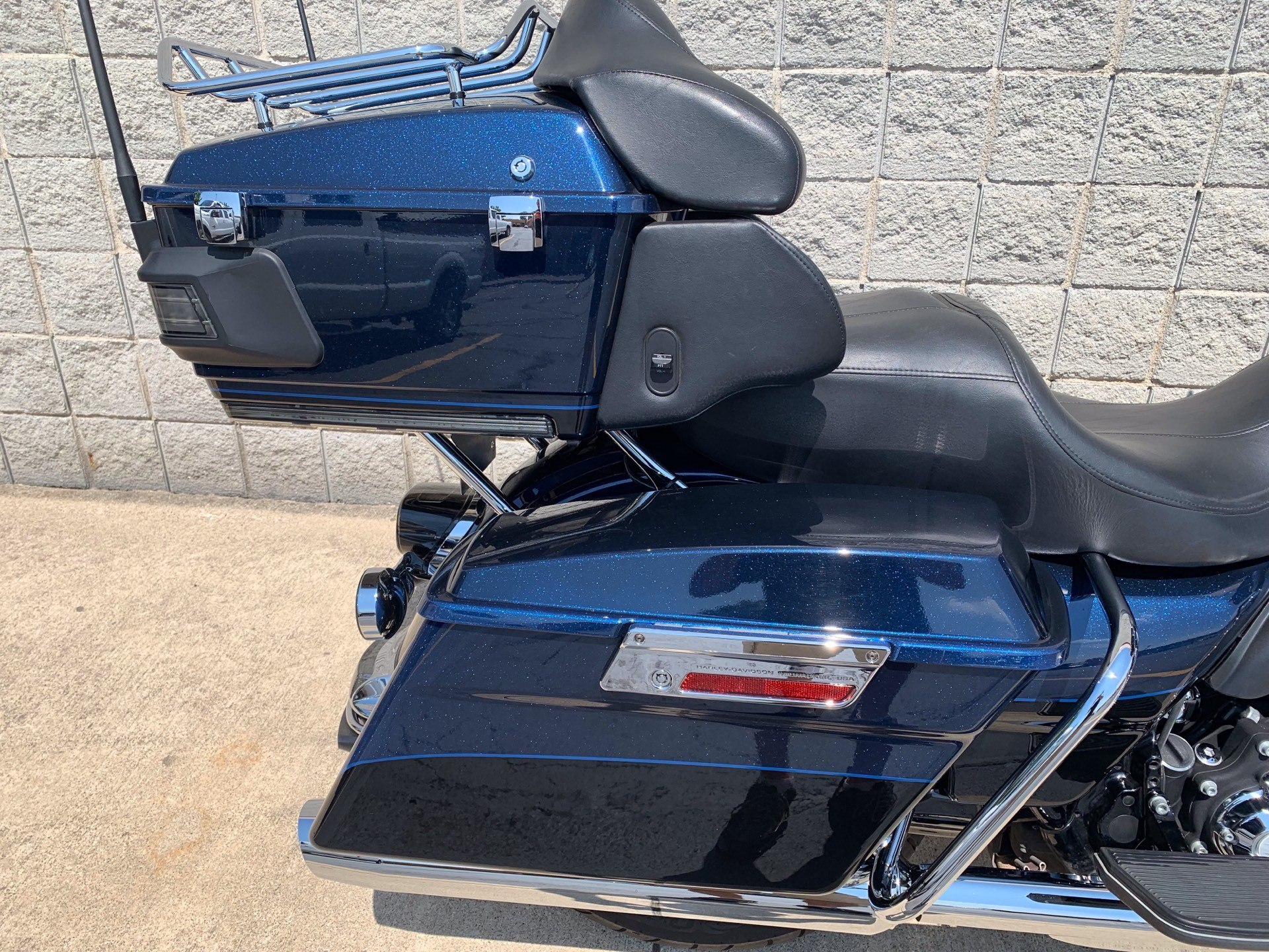 2012 Harley-Davidson Electra Glide® Ultra Limited in Monroe, Michigan - Photo 5