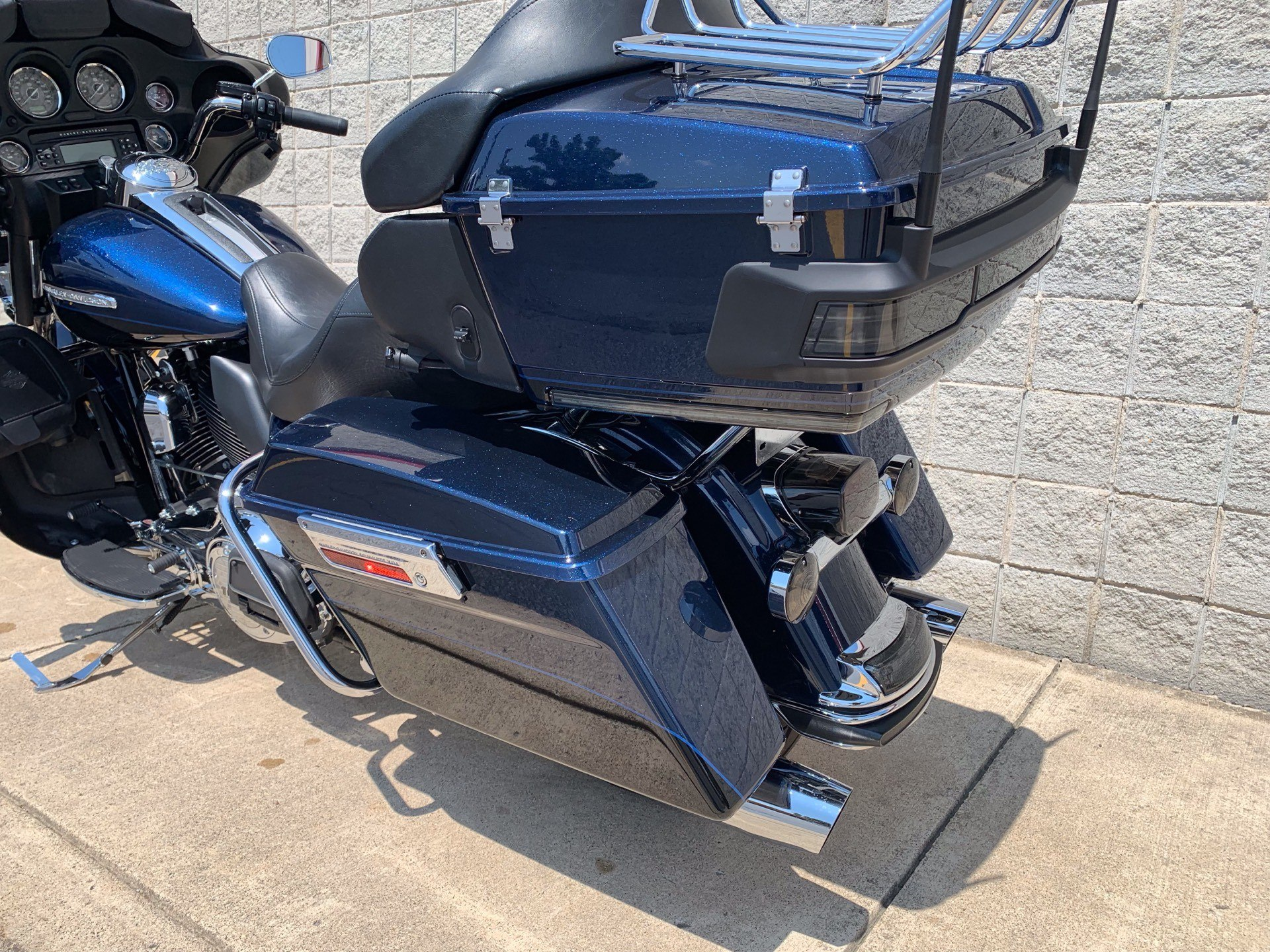 2012 Harley-Davidson Electra Glide® Ultra Limited in Monroe, Michigan - Photo 13