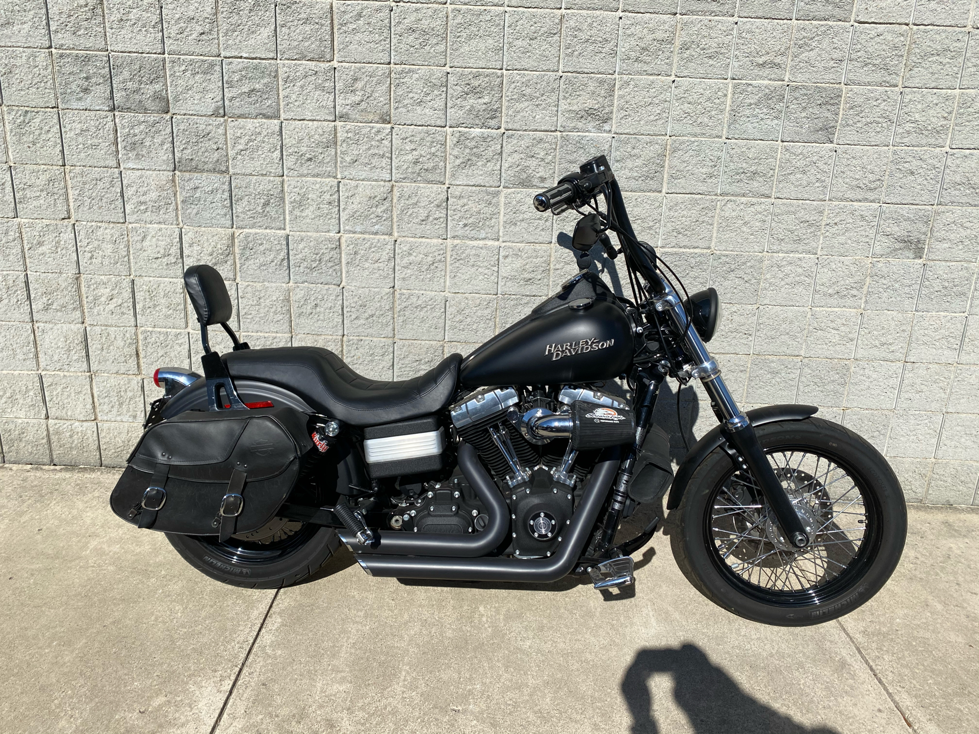 2012 Harley-Davidson Dyna® Street Bob® in Monroe, Michigan - Photo 1
