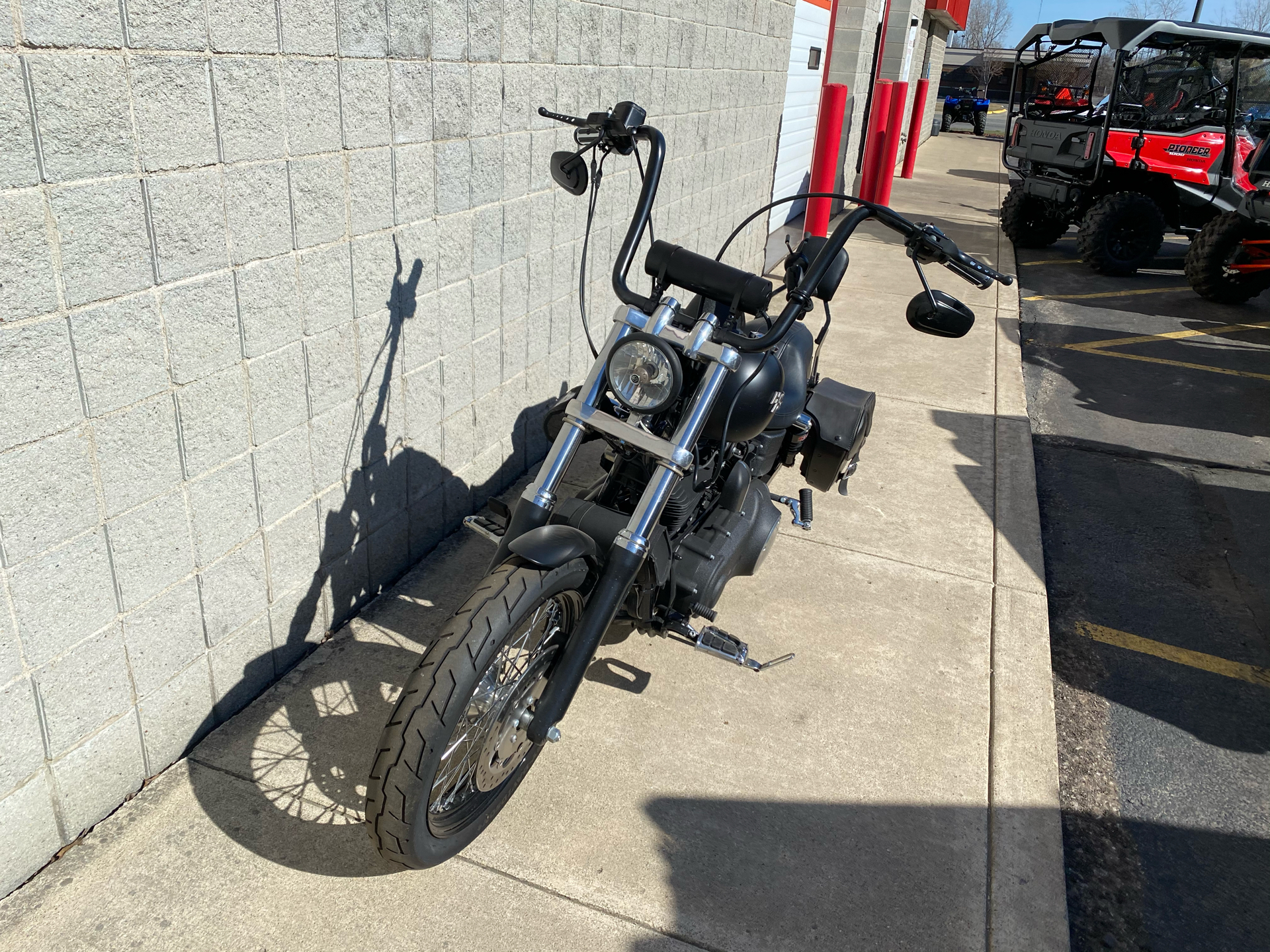 2012 Harley-Davidson Dyna® Street Bob® in Monroe, Michigan - Photo 3