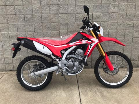 2018 Honda CRF250L in Monroe, Michigan - Photo 1