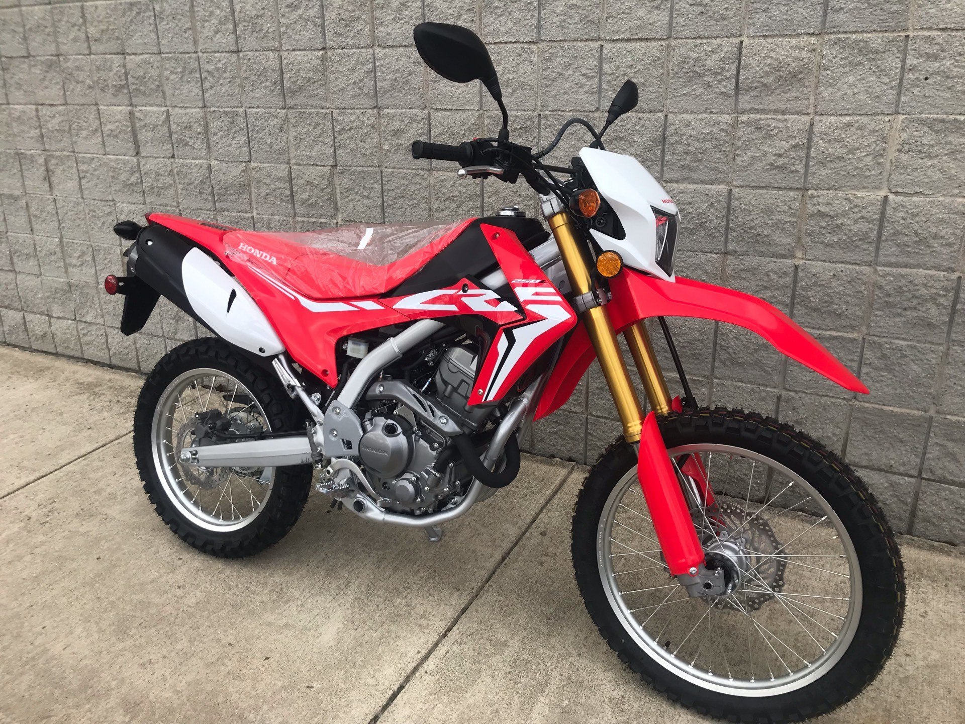 2018 Honda CRF250L in Monroe, Michigan