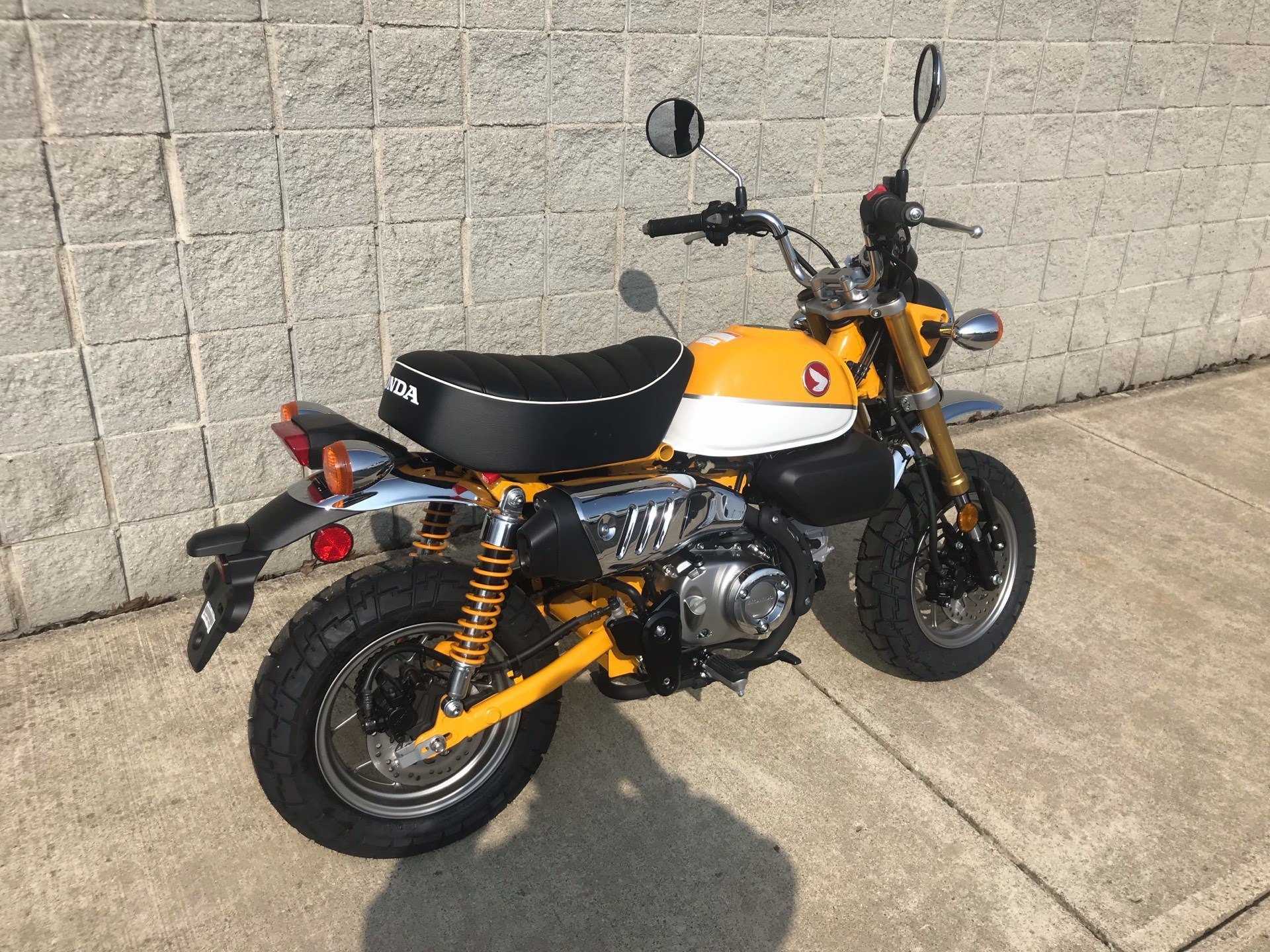 2019 Honda Monkey in Monroe, Michigan - Photo 2