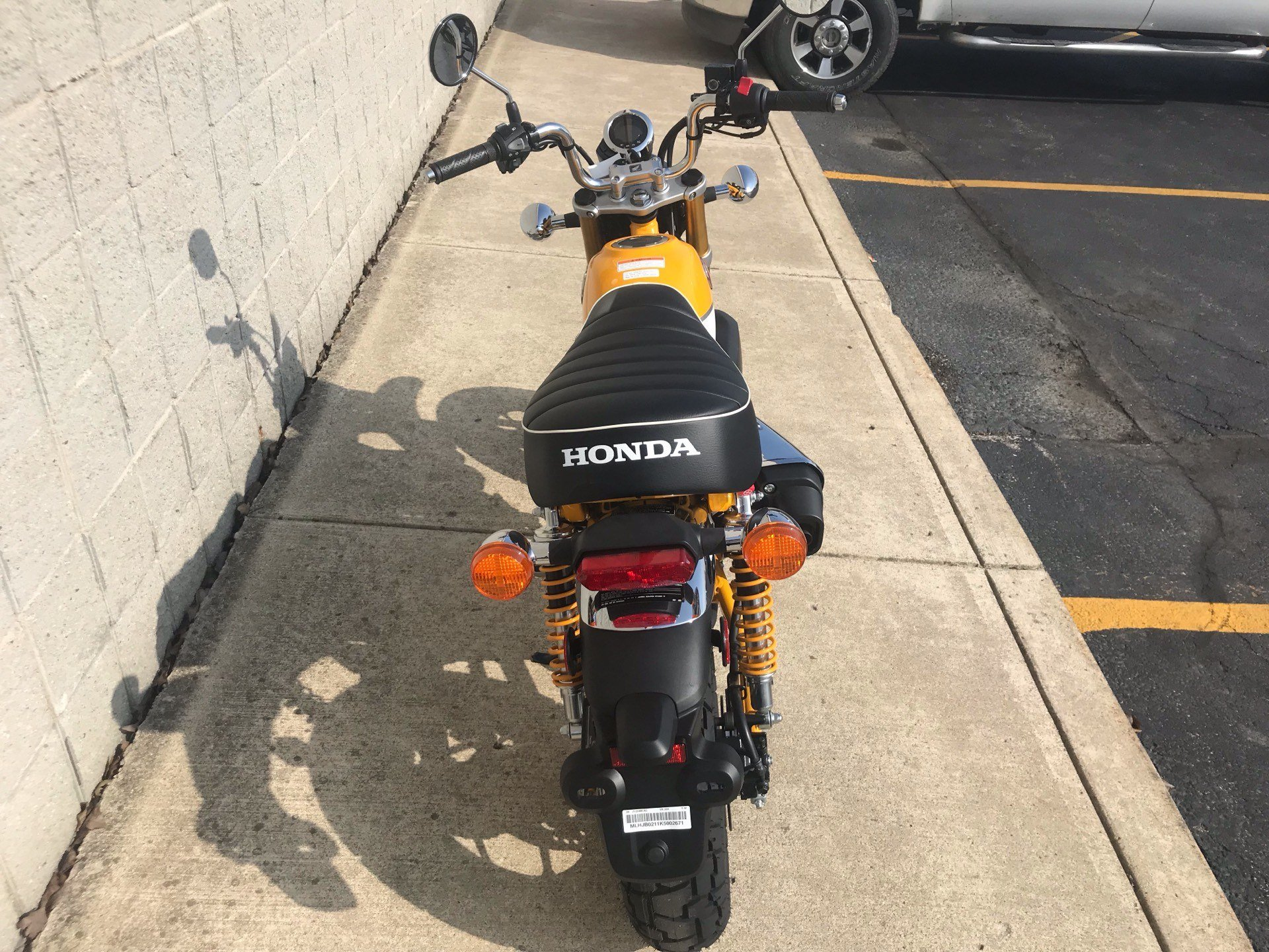 2019 Honda Monkey in Monroe, Michigan - Photo 4