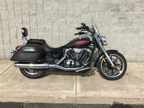 2014 Yamaha V Star 950 Tourer in Monroe, Michigan