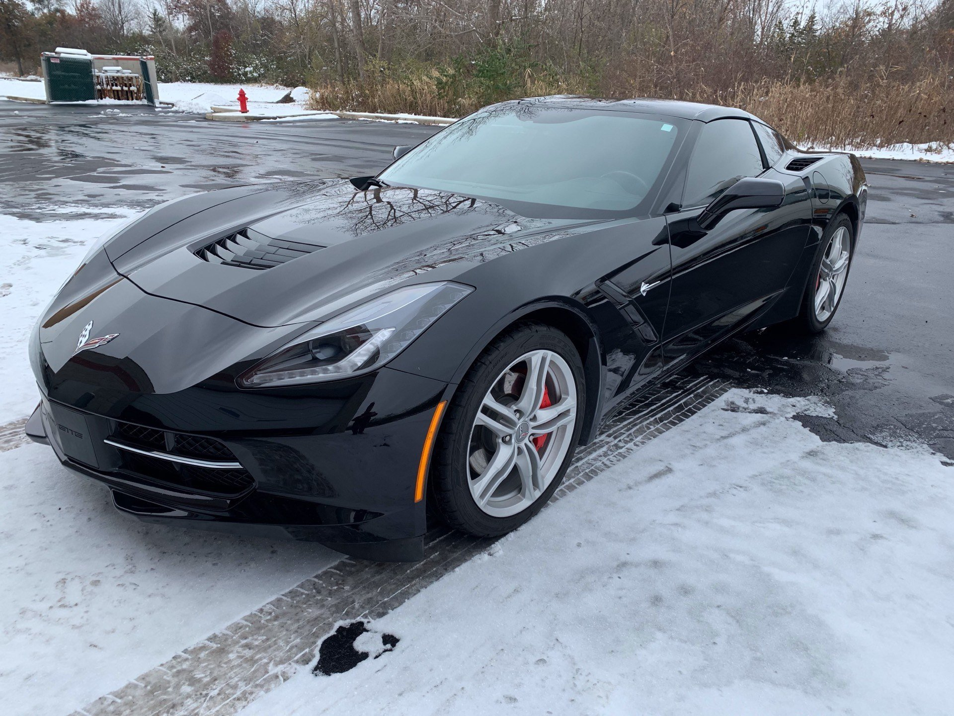 2016 Chevrolet CORVETTE 1LT in Monroe, Michigan - Photo 1