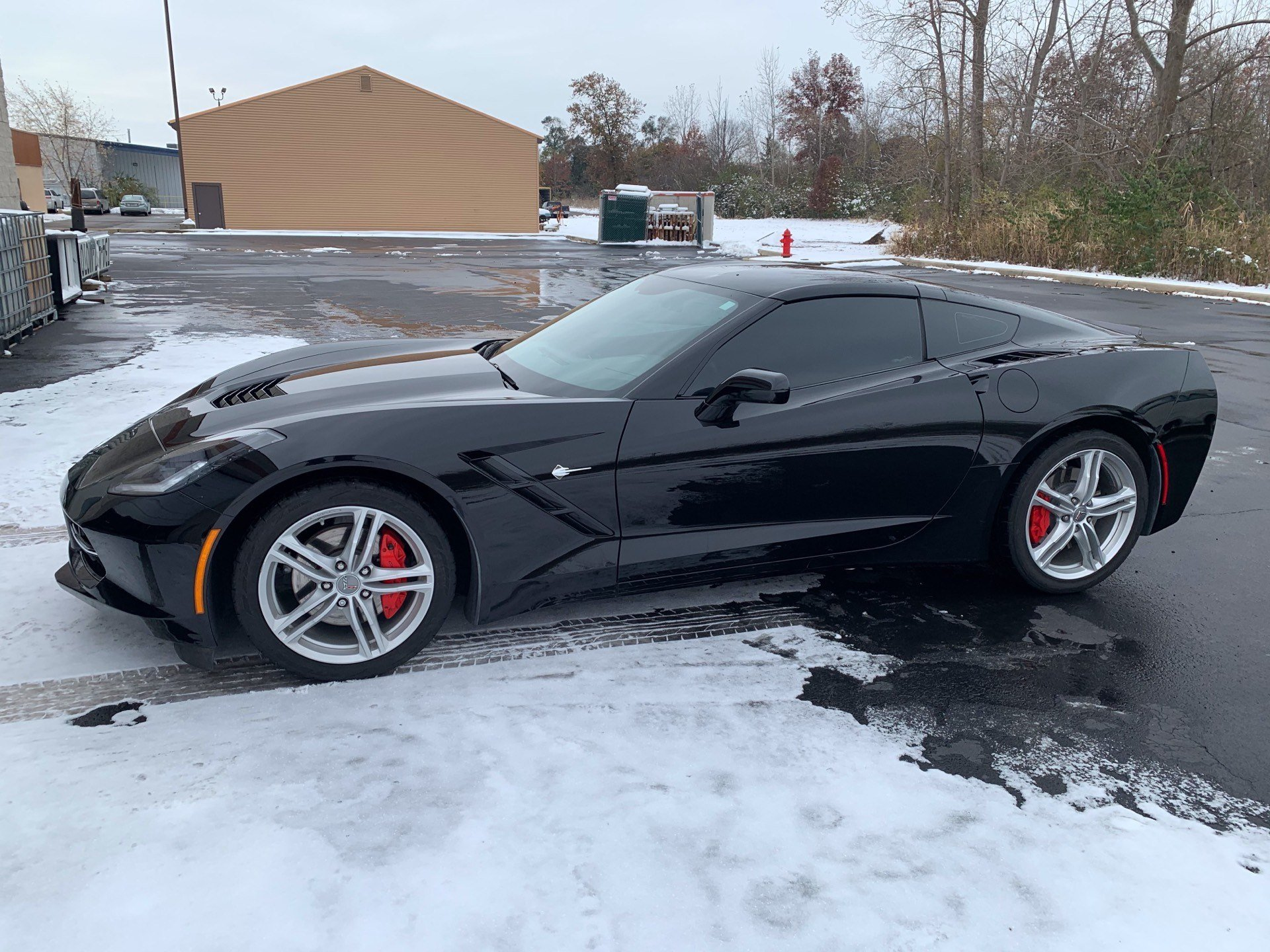 2016 Chevrolet CORVETTE 1LT in Monroe, Michigan - Photo 2