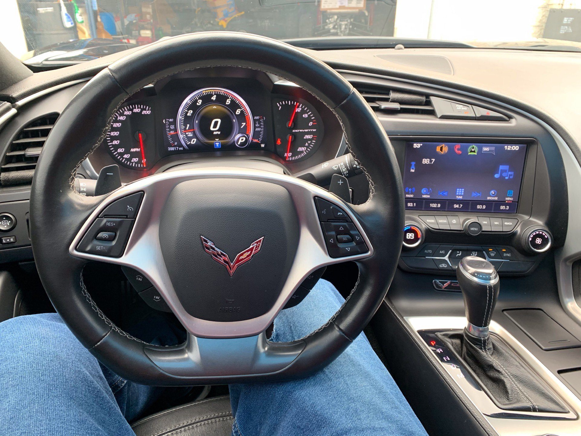 2016 Chevrolet CORVETTE 1LT in Monroe, Michigan - Photo 8