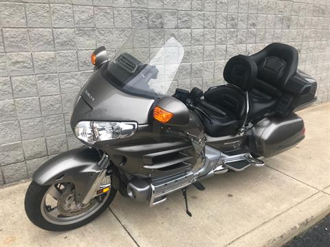2006 Honda Gold Wing® Audio / Comfort / Navi in Monroe, Michigan